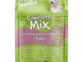 Vet's All Natural Complete Mix for Puppies