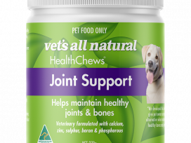 Vet's All Natural Joint Support Health Chews