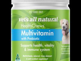 Vet's All Natural Multivitamin Health Chews