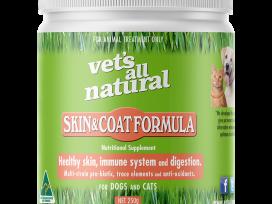 Vet's All Natural Skin & Coat formula