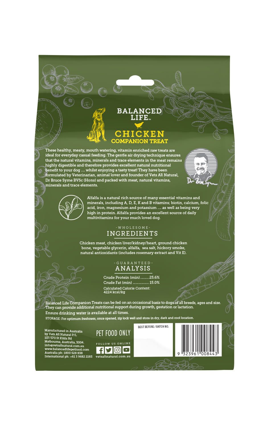 What Is The Best Natural Dog Food For Allergies